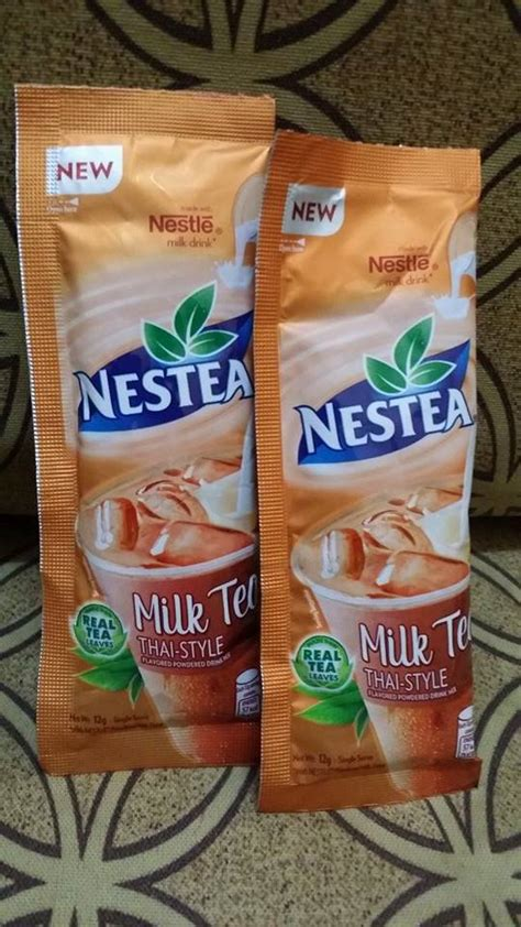 3.4 out of 5 stars 6. Nestle Milk Tea in 3 New Exciting Flavors ~ Adventures of Luzzie