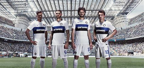 Classic Details Receive Daring Update in Nike Inter Milan ...
