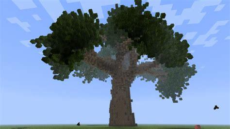 massive trees mod  mod minecraft