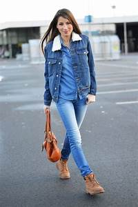 Ideas How To Wear Timberland Boots For Girl 38 Fashion Best