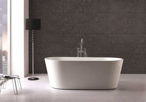 bronte roundoval freestanding lucite acrylic bath tub