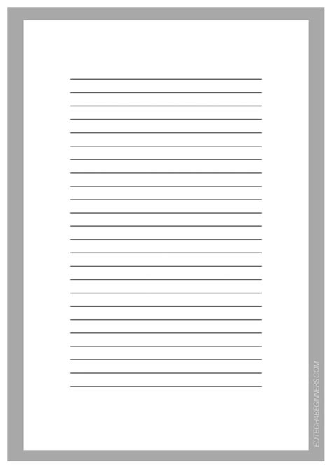 Soapstone Writing Template by A Range Of Free Downloadable Writing Templates Edtech