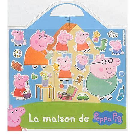 la maison de peppa pig la maison de peppa pig livres jeux espace culturel e leclerc