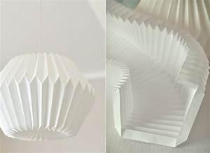 Origami Lampe Anleitung : lampe origami faire soi m me 10 designs cr atifs id es romantiques accord on et origami ~ Watch28wear.com Haus und Dekorationen
