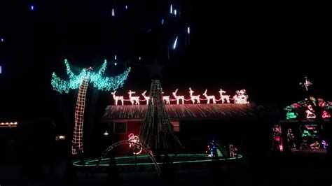 best private christmas lights display of all time