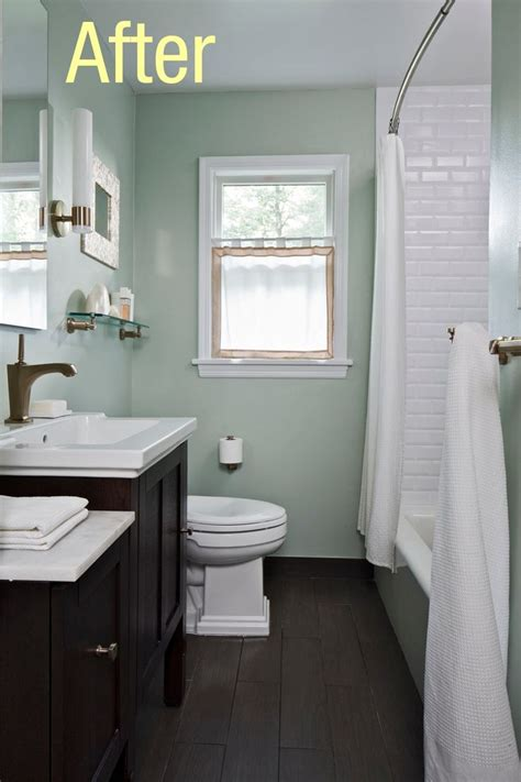 put wood floors   bathrooms vanities