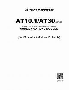 At Communications Module Manual  Base Text