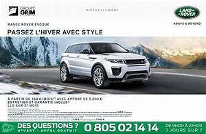 Land Rover Rodez : range rover evoque a partir de 349 mois jaguar montpellier land rover montpellier land ~ Gottalentnigeria.com Avis de Voitures