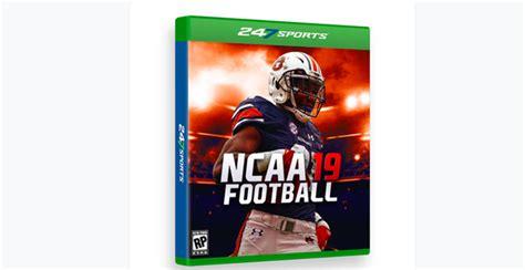 teams ncaa football video game cover