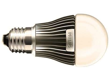 affordable philips led bulb is flat light and energy