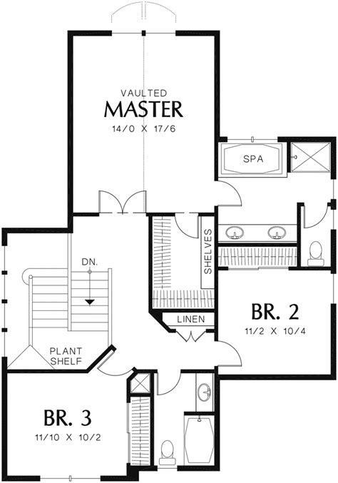 Hickorywood Shingle Style Home Plan 011D-0049   House