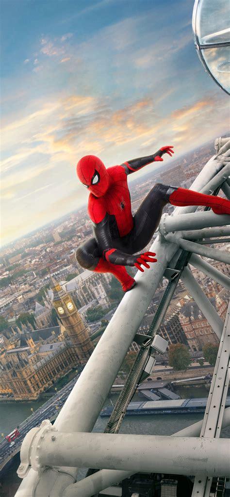los mejores fondos de pantalla de spider man lejos de casa