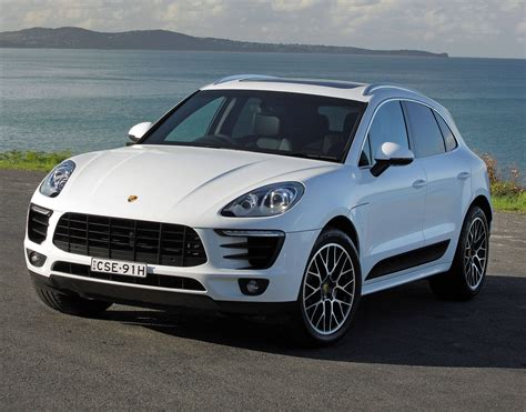 Porsche Macan S 2015 Review