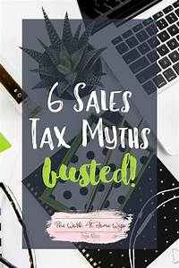6 Sales Tax Myths  Busted  A Quick Guide For Home Business