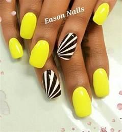 Yellow nail art ideas nenuno creative