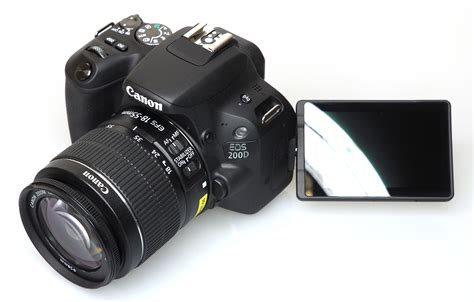 Eos Digital Canon by Canon Eos 200d Rebel Sl2 Review Ephotozine