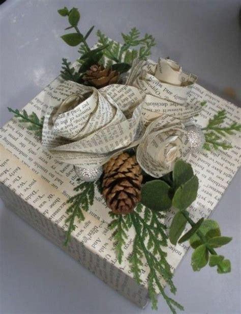 Geschenkverpackung Basteln Und Geschenke Kreativ Verpacken by Geschenkverpackung Zu Weihnachten Selber Machen