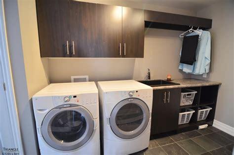 cuisine exterieure salle de lavage vestibule garde robe triangle