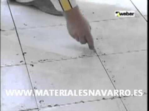 video de aplicacion de webercolor junta finawmv youtube
