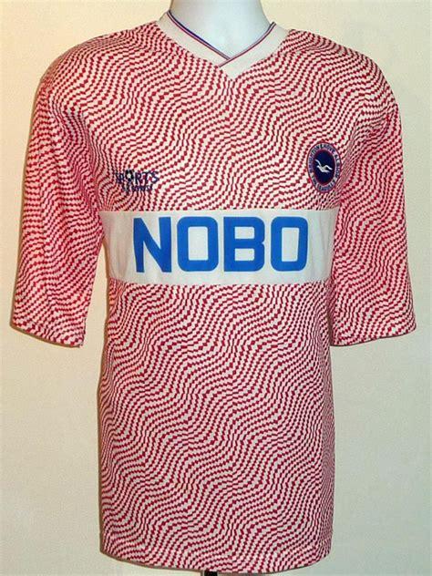 Top 25 Ugliest Football Shirts Ever, Including Arsenal ...