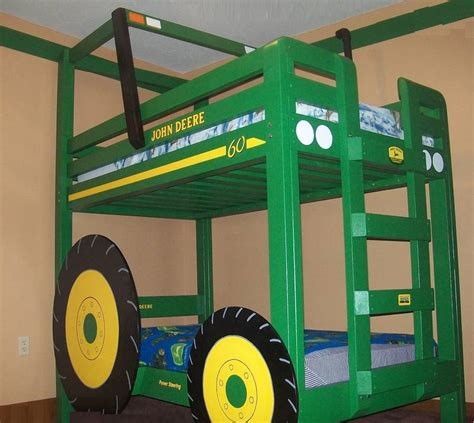 shaun bennetts tractor bunk bed