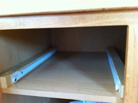 drawer slides for kitchen cabinets best 25 cabinet drawers ideas on kitchen pull