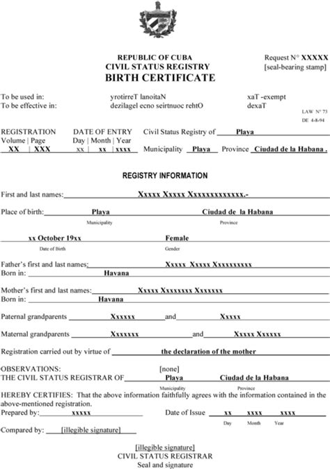 birth certificate translation template birth certificate translation template to templating as a strategy for