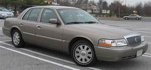 Mercury Grand Marquis 1998-2006 Service Repair Manual 2001