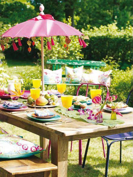 tuin inspiratie ibiza garden party decorations summer garden en outdoor parties