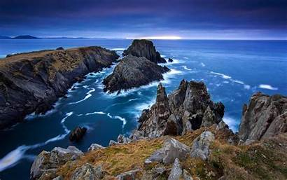 Ireland Inishowen Peninsula Donegal Republic Head Malin