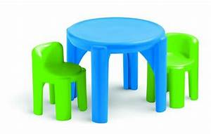 Ensemble De Table Et Chaises De Little TIkes Walmartca