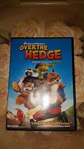 Dreamworks: DVD - OVER THE HEDGE animated movie ...