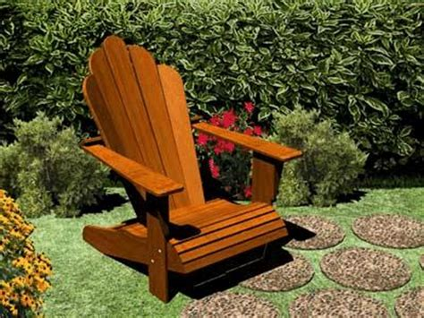 large adirondack chair plans 187 woodworktips