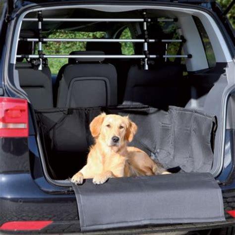 trixie protection pour coffre de voiture zooplus