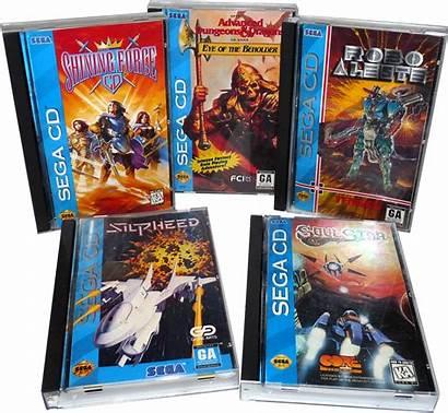 Sega Cd Games Cdx Gametrog Specs Main