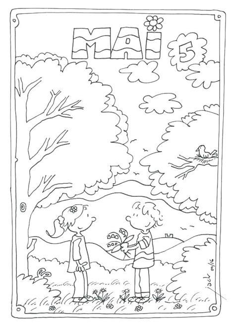 coloriage octobre maternelle moustache coloriage alphas
