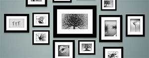 Acheter Cadre Photo : astuces et id es originales pour une d coration murale ~ Teatrodelosmanantiales.com Idées de Décoration