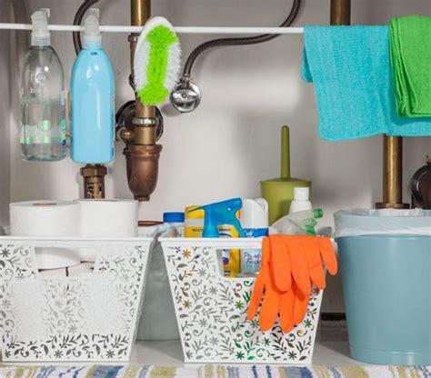 diy ideas  organize  home scrubbi