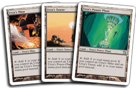 Land Deck Legacy by Lessons At The Louvre Magic The Gathering