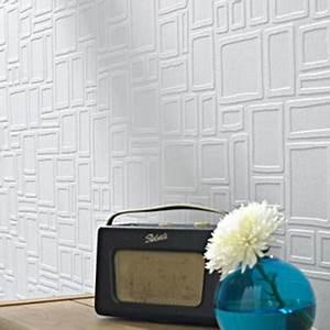 Peindre Un Mur Deja Peint Sans Poncer : motifs g om triques sur papier peindre graham brown ~ Dailycaller-alerts.com Idées de Décoration