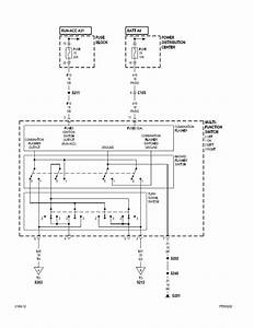 2007 Pt Cruiser Blinker Wiring Diagram