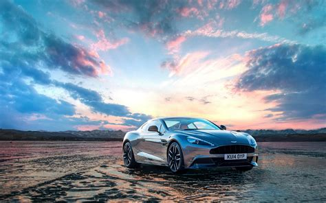 Aston Martin Car Ad Hd Wallpaper