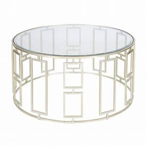 worlds away jenny silver leafed coffee table matthew izzo With round glass silver coffee table