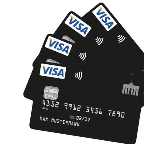 deutschland kreditkarte kostenlose kreditkarte visa