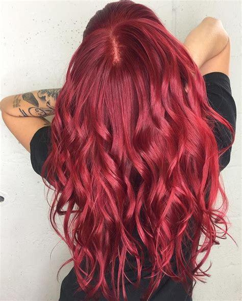vibrant red hair ideas  pinterest red hair