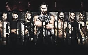 Evolution of Seth Rollins Wallpaper 2016 by LastBreathGFX ...