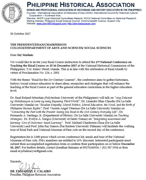 philippine historical association