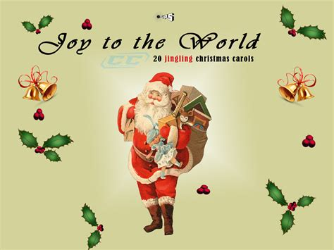 Joy to the World - 20 jingling Christmas Carols Download | CHRISTIANS CAMPUS | MUSIC ALBUMS ...