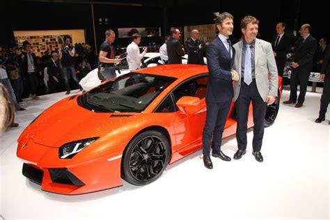 Lamborghini Aventador Modification by 2012 Lamborghini Aventador Concept Cars Cars