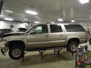 2003 Chevy Suburban 2500 Abs Anti